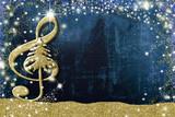 Christmas Nativity greetings cards - 179086709