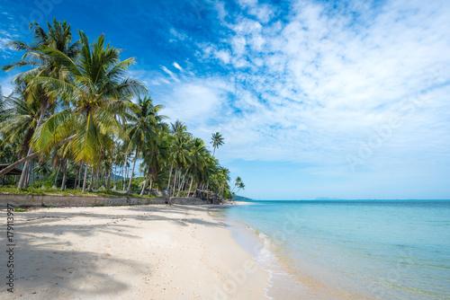 Aluminium Tropical strand Tropical beach