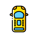 Transport -Sports Car - (Yellow)