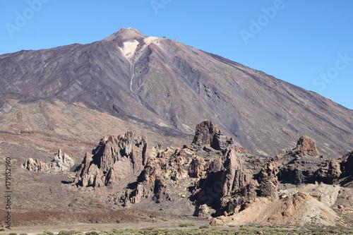Foto op Canvas Canarische Eilanden Tenerife - Teide National Park