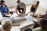 Health Wellness Massage Training Concept - 179213700
