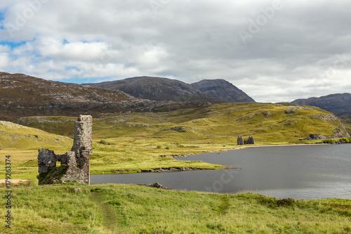 Foto op Plexiglas Pistache Ardvreck Castle - Schottland