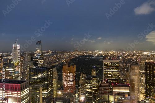 Foto op Aluminium New York skyline of New York