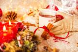 Glühwein (weihnachtstee,Punch)