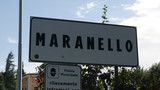 Maranello cartello stradale