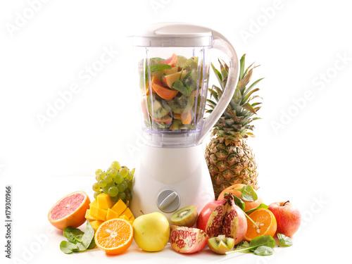 Fotobehang Sap fruit juice