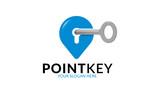 Point Key Logo - 179345116