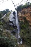kanchanaburi erawan waterfall cascade