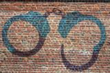 Graffiti, menottes - 179408727