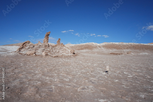 Fotobehang Donkergrijs Atacama