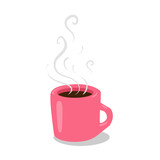 Cup. Vector Illustration