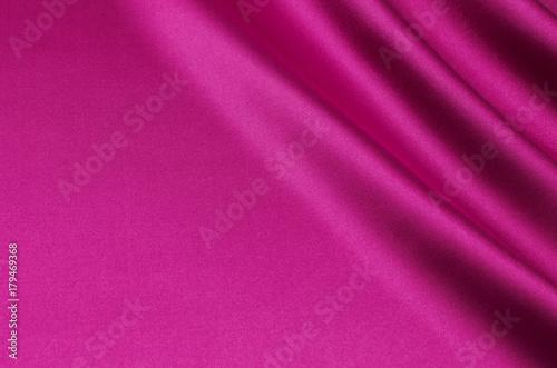 Pink satin, silk, texture background