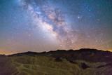 Milky way over Zabriskie point, death valley national park - 179489927