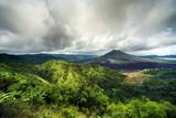 Recently awakened volcano Gunung-Batur - 179507773