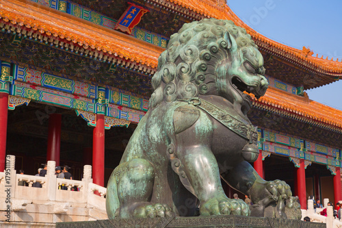 Papiers peints Pekin The Forbidden City