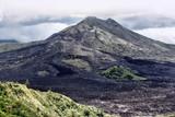 Recently awakened volcano Gunung-Batur - 179512172