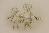 child has drawn - 179512777