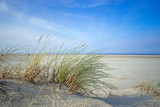 Nordsee, Strand auf Langenoog: Dünen, Meer, Entspannung, Ruhe, Erholung, Ferien, Urlaub, Glück, Freude,Meditation :) - 179514948