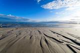 Morgensonne am Meer: Nordsee, Strand auf Langenoog, Ruhe, Dünen, Natur, Entspannung, Erholung, Ferien, Urlaub, Meditation :) - 179523386