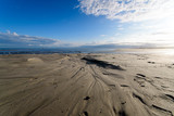 Morgensonne am Meer: Nordsee, Strand auf Langenoog, Ruhe, Dünen, Natur, Entspannung, Erholung, Ferien, Urlaub, Meditation :) - 179523590