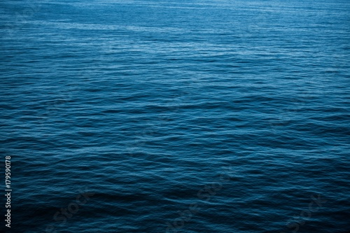 Calm Sea Water Background - 179590178