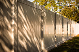 Solid Privacy Vinyl Fence - 179609779