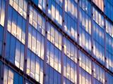 London office building skyscraper, working & meeting - 179648101