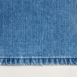 Line on  blue denim - 179680187