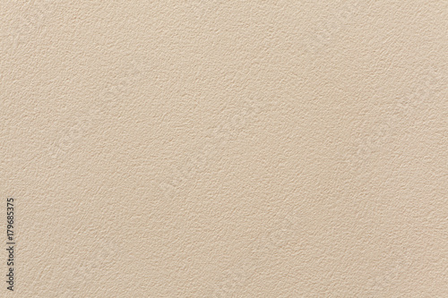 Poster Beige painted stucco wall.