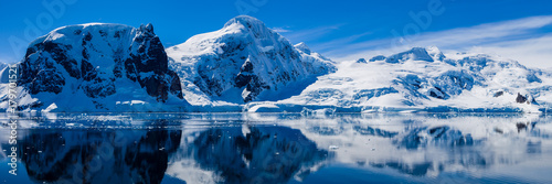 Foto Spatwand Antarctica Neko Harbour, Antarctica