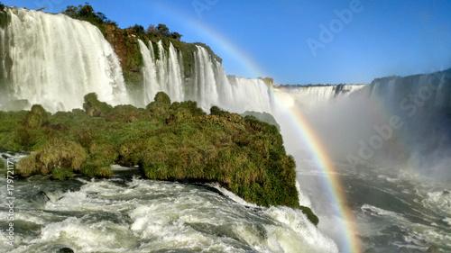 Cataratas de Foz do Iguaçu, Brasil - 179721171