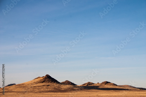Foto op Canvas Arizona Desert Hills