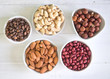 top view of nuts - 179736923
