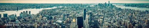Papiers peints Photos panoramiques New York
