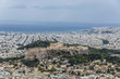 Panoramic of athens