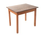 Small Wooden Tabble - 179767791