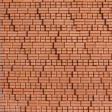 Façade en Briques / Motif losange - 179811540