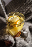 winter tea - 179815546