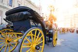 Carriage ride in historic center of Sevilla