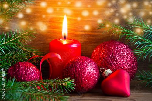 Weihnachten -  Dekoration - 179821374