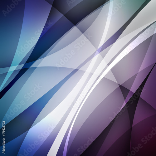 Foto op Plexiglas Abstract wave colorful abstract background with lines