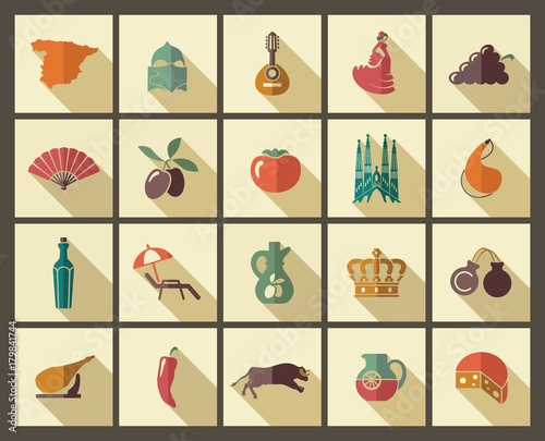 Traditional Symbols Of Spain Buy Photos Ap Images Detailview