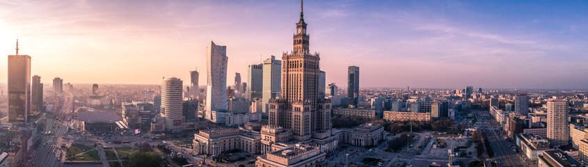 Warszawa z lotu ptaka © Aleksander
