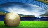 Fototapeta Sport - Estádio de futebol © Andryu