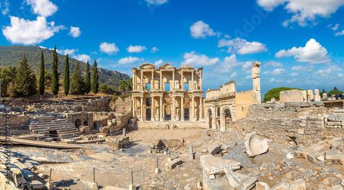 Foto op Plexiglas Cyprus Celsius Library in Ephesus, Turkey