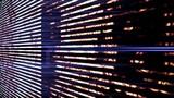 TV Noise 1107: Futuristic TV malfunction (Loop). - 179891358
