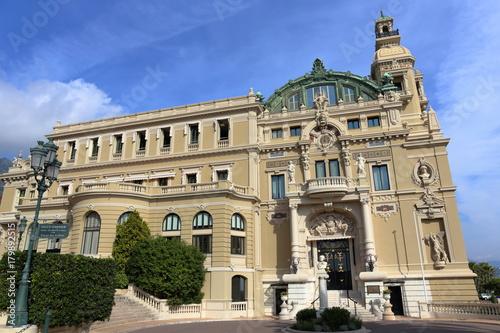 Plagát Grand Casino in Monte Carlo, Monaco