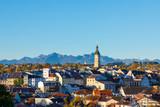 City Traunstein at sunrise - 179892717
