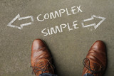 Decision time: Complex or Simple - 179907900