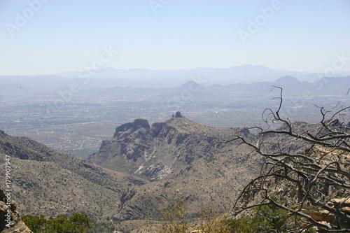 Fotobehang Grijs Arizona Desert 57